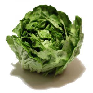 salat-gesichtsmaske