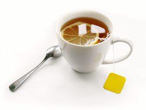 Teekur für die Haare