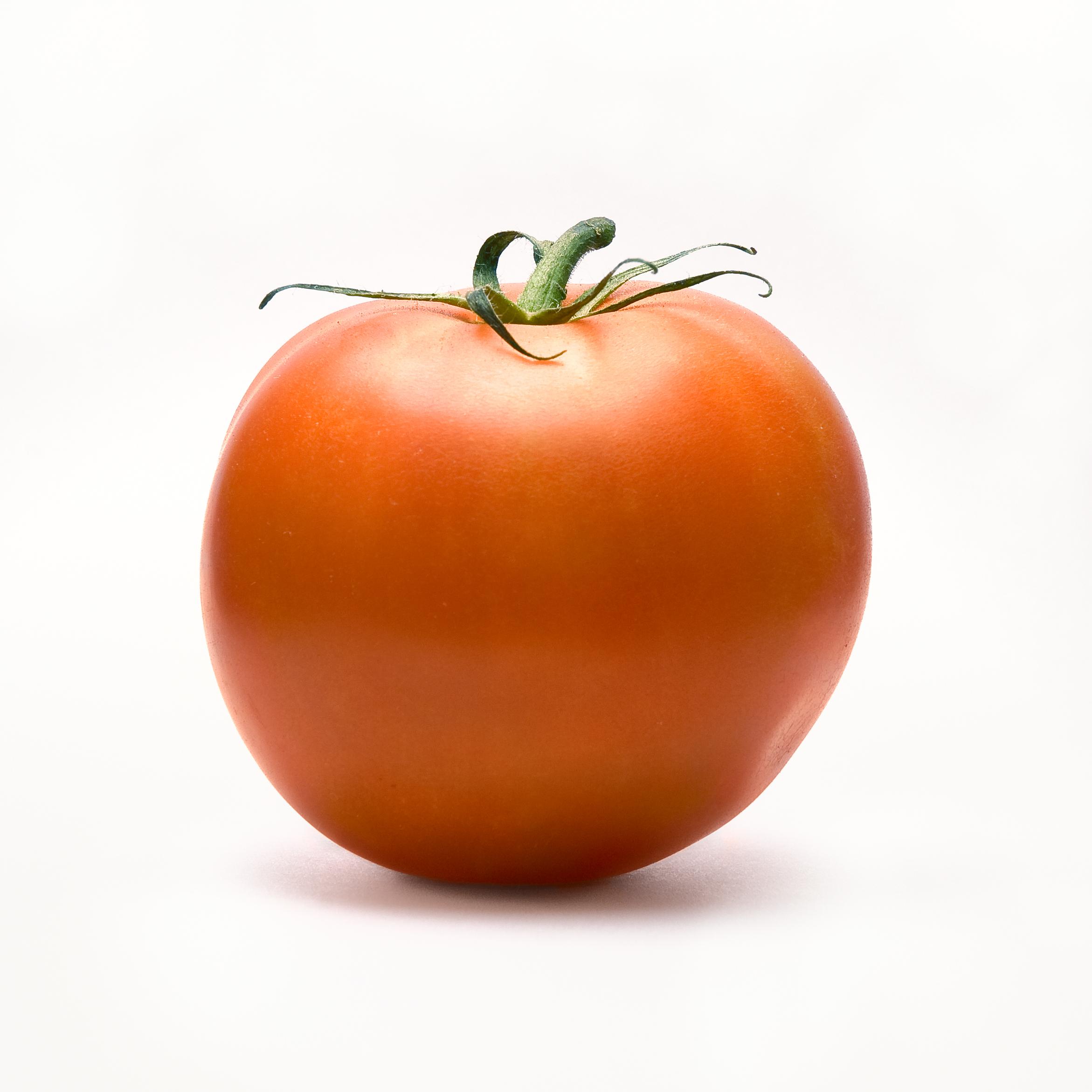 Saftes Peeling mit Tomate und Haferbrei