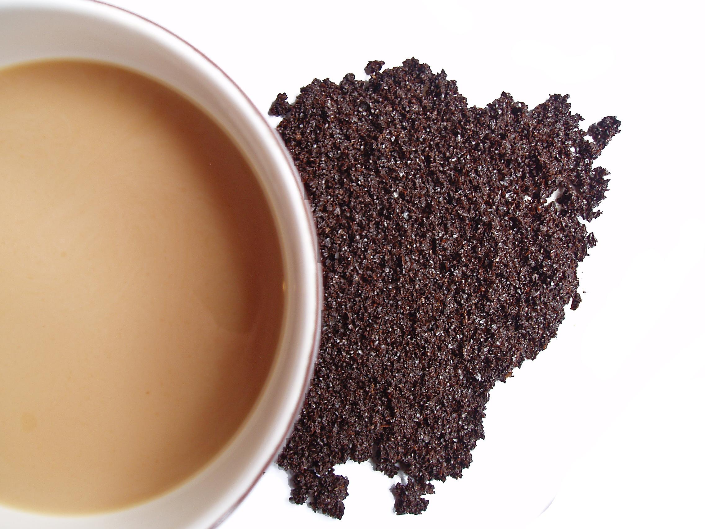 Kaffee Peeling gegen Cellucite