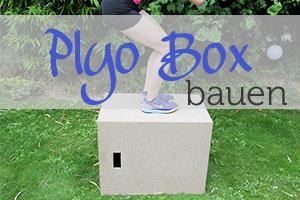 Box Jumps mit Box